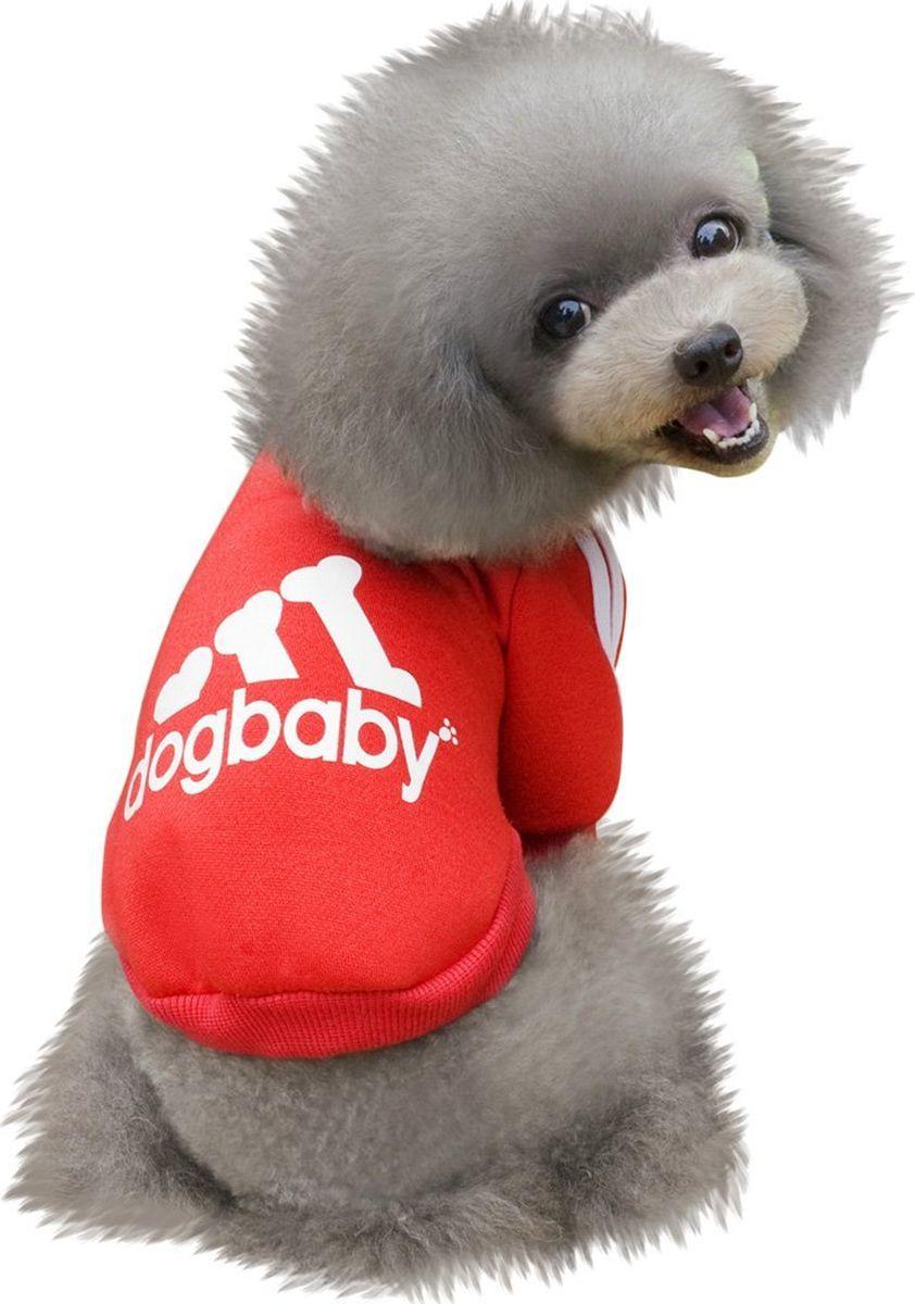 Одежда для собак Fidget Go 2212345678244 толстовка для собак fidget go dogbaby цвет черный белый унисекс размер xl
