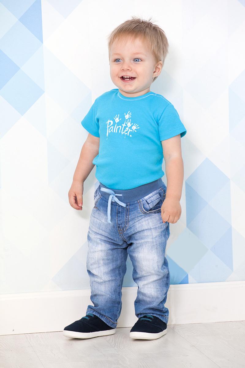 Боди Мамуляндия боди для мальчика мамуляндия маленький принц цвет голубой 17 307 размер 80