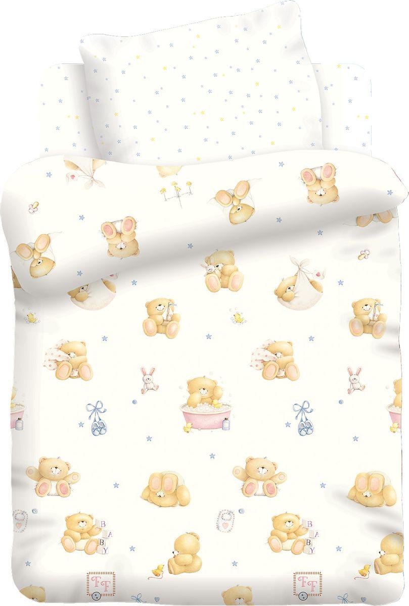 цена Комплект постельного белья детский Forever Friends