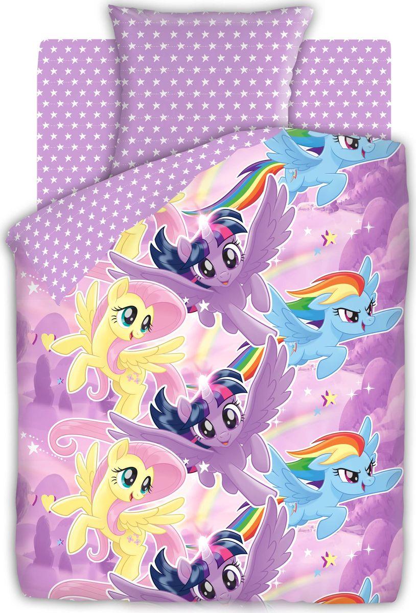 цена Комплект белья детский My Little Pony