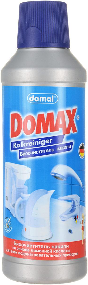 """Биоочиститель накипи """"Domax"""" для всех водонагревательных приборов, 500 мл"""