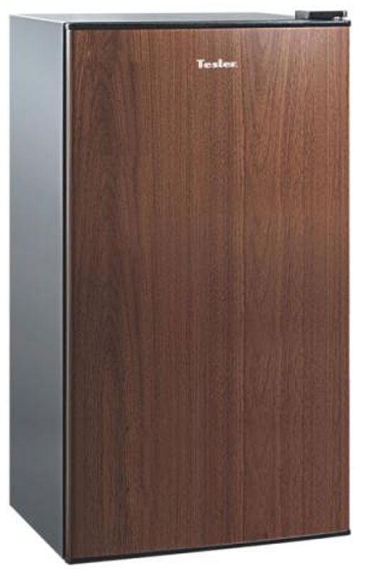 Холодильник Tesler RC-95, Wood Tesler