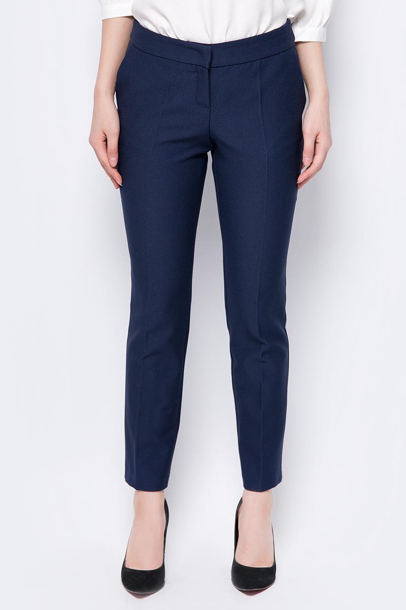 e5db27217fe4c Стильные женские брюки adL изготовлены из качественного материала. Модель  зауженного кроя со стандартной посадкой выполнена в лаконичном стиле.