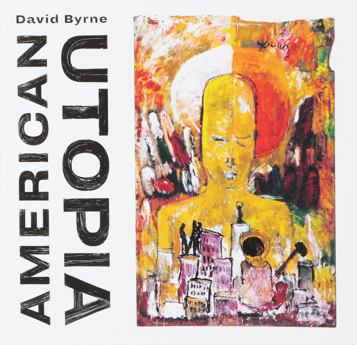 Дэвид Бирн David Byrne. American Utopia (LP)