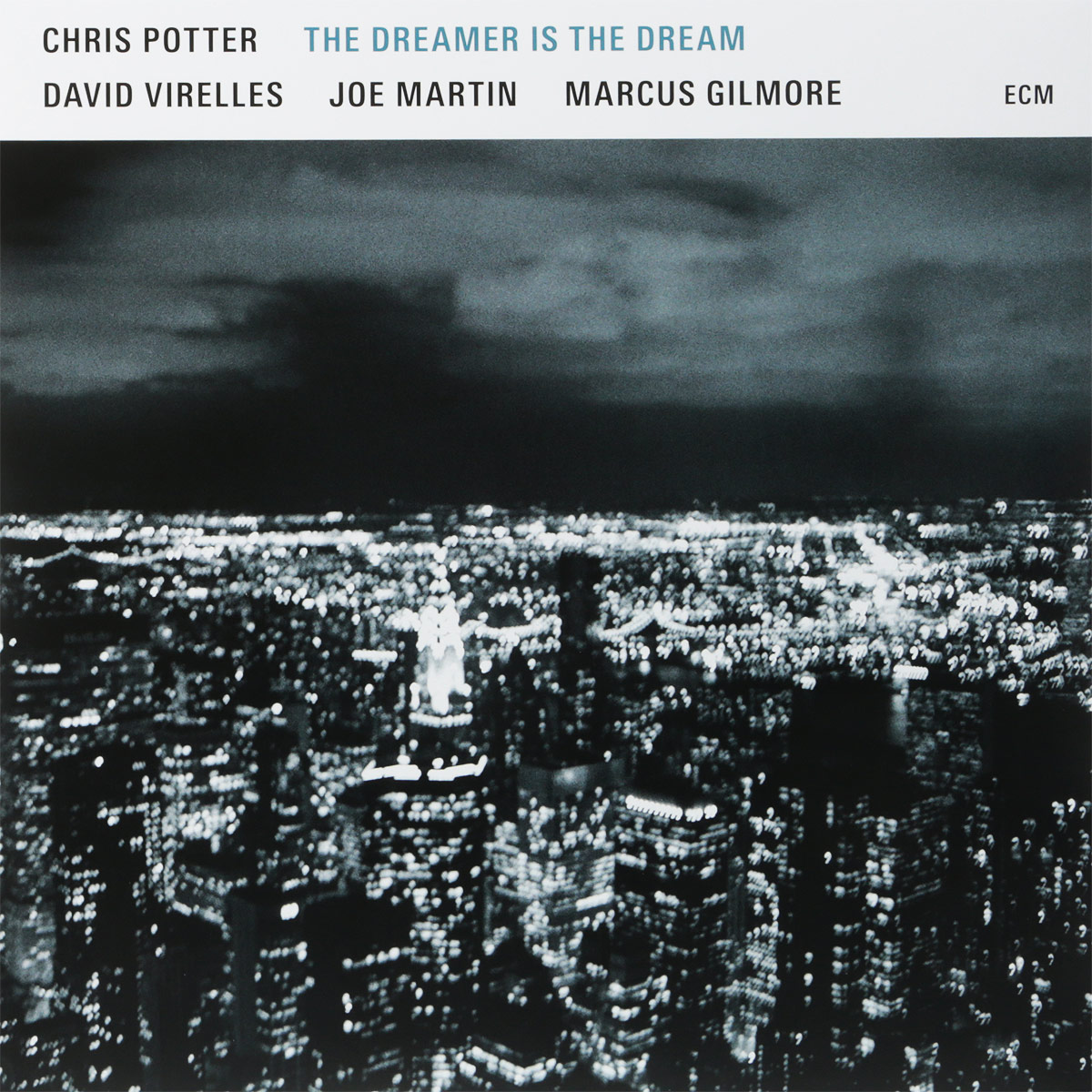 Крис Поттер Chris Potter. The Dreamer Is The Dream (LP) крис дейв chris dave chris dave and the drumhedz 2 lp