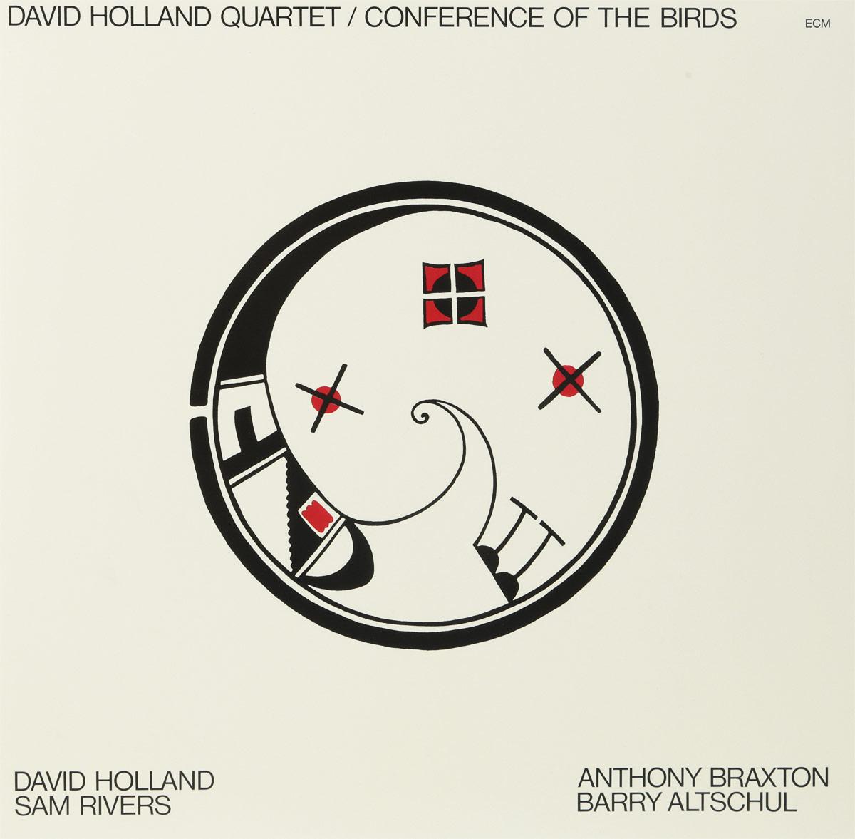 Dave Holland Dave Holland Quartet. Conference Of The Birds (LP) sarah holland extreme provocation