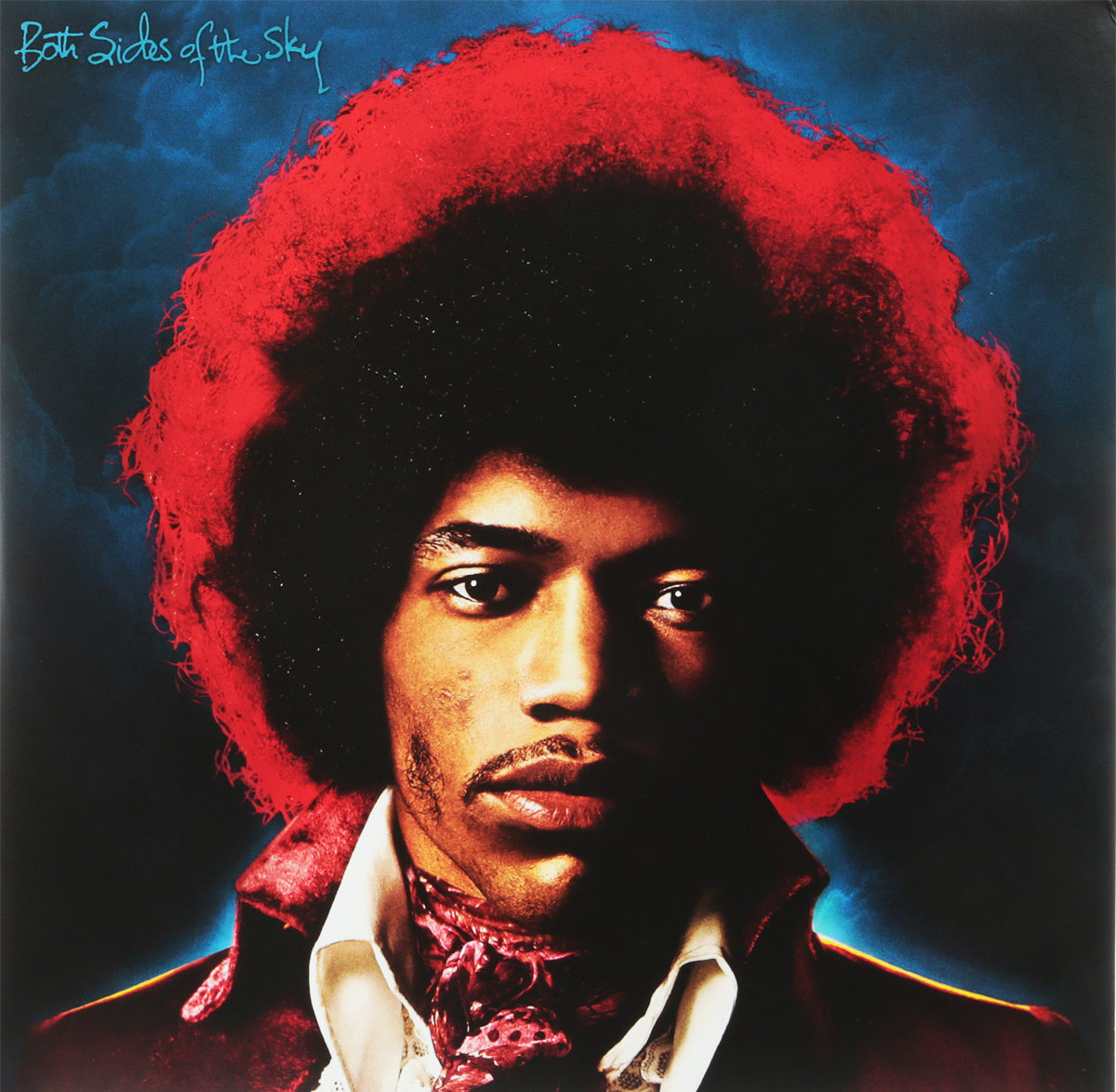 Джими Хендрикс Jimi Hendrix. Both Sides Of The Sky (2 LP) jimi hendrix jimi hendrix both sides of the sky 2 lp 180 gr