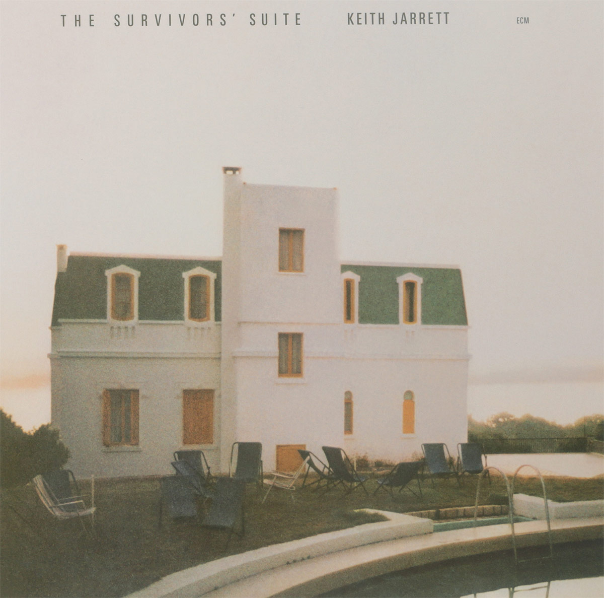 Кейт Джарретт,Редмен Девей,Чарли Хэйден,Пол Мотиан Keith Jarrett. The Survivors' Suite (LP)