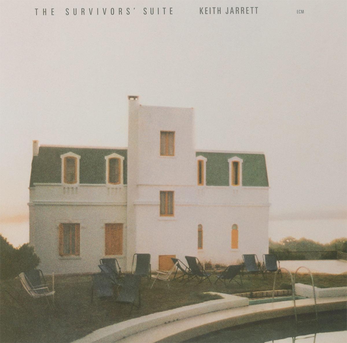 Кейт Джарретт,Редмен Девей,Чарли Хэйден,Пол Мотиан Keith Jarrett. The Survivors' Suite (LP) цена 2017