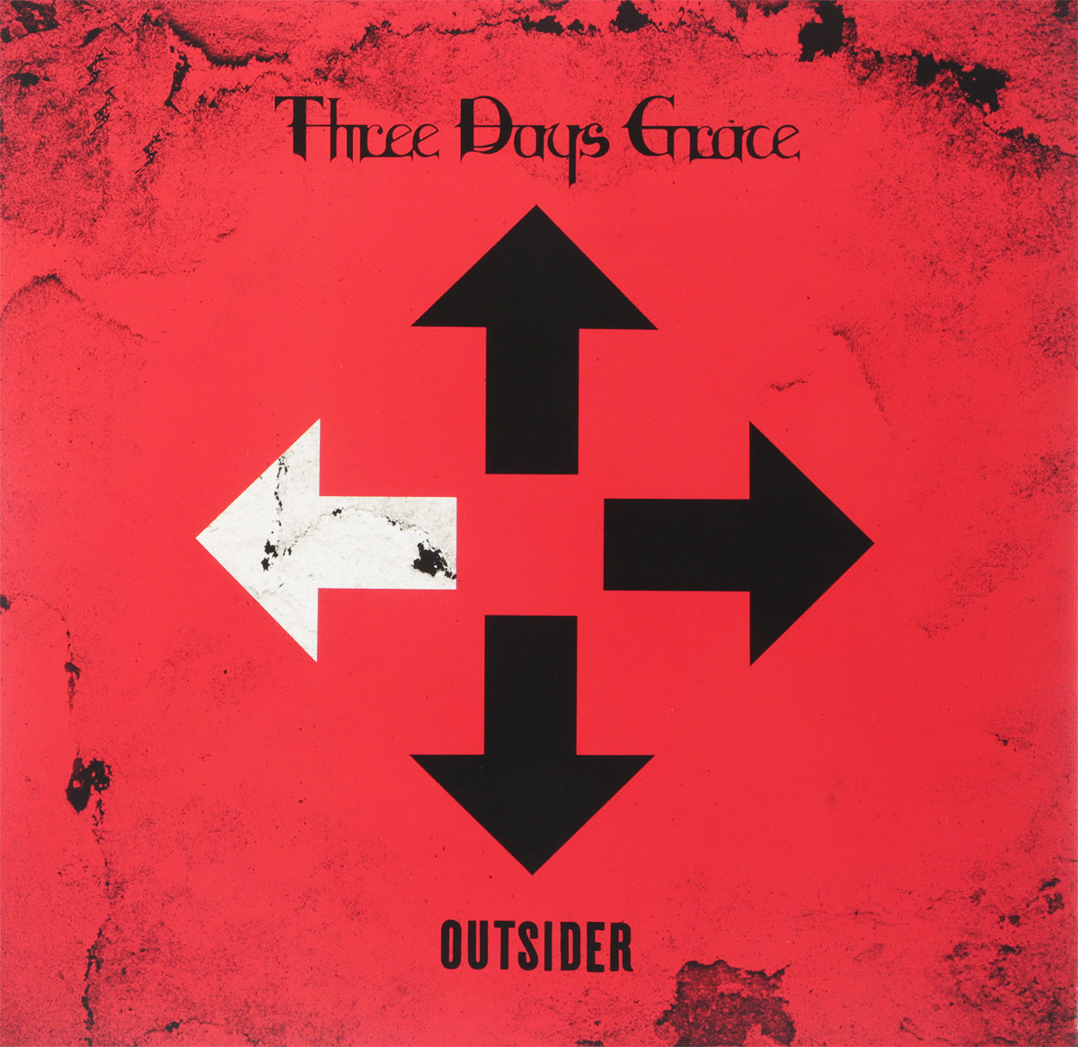 Three Days Grace Three Days Grace. Outsider three days grace three days grace outsider