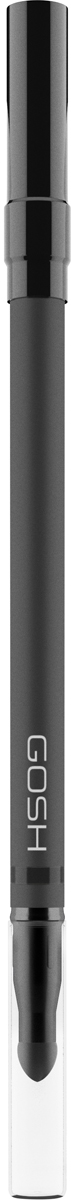 Gosh Карандаш для глаз с аппликатором Infinity Eye Liner, 1,2 г, тон №001 gosh intense eye liner pen