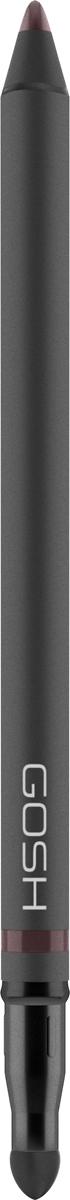 Gosh Карандаш для глаз с аппликатором Infinity Eye Liner, 1,2 г, тон №006 gosh intense eye liner pen