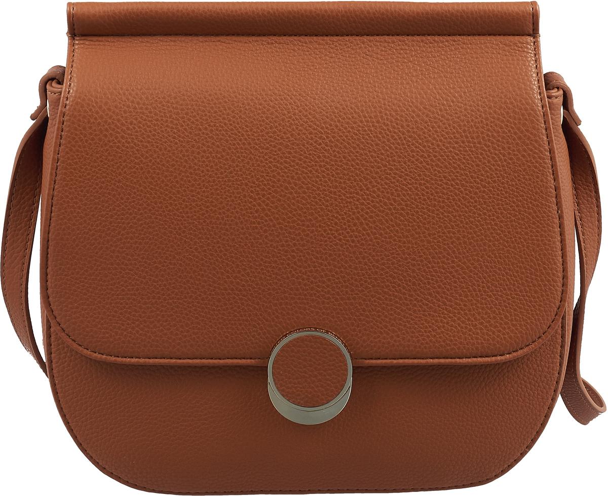 Сумка женская United Colors of Benetton, цвет: коричневый. 6GIVD139Q_999