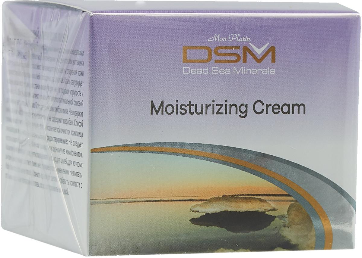 Mon Platin DSM Увлажняющий крем для нормальной кожи 50 мл mon platin dsm увлажняющий и питательный крем для волос