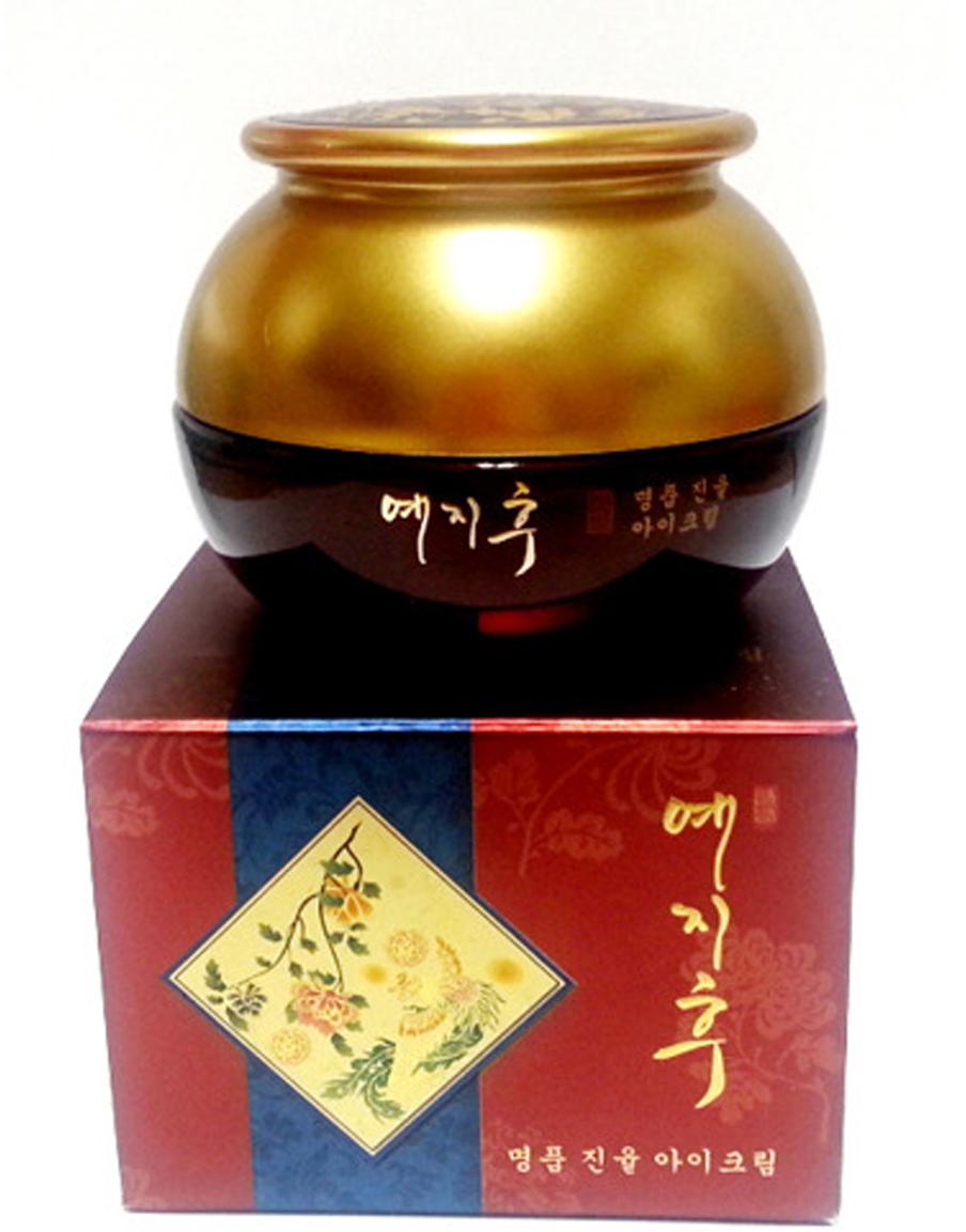 Крем для глаз с экстрактом красного женьшеня, 30г, Yezihu цена 2017