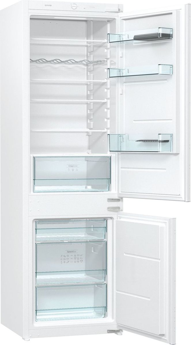 Двухкамерный холодильник Gorenje RKI4182E1, белый холодильник gorenje rki4182e1 белый