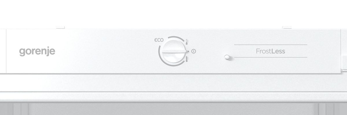 Двухкамерный холодильник Gorenje RKI4182E1, белый Gorenje