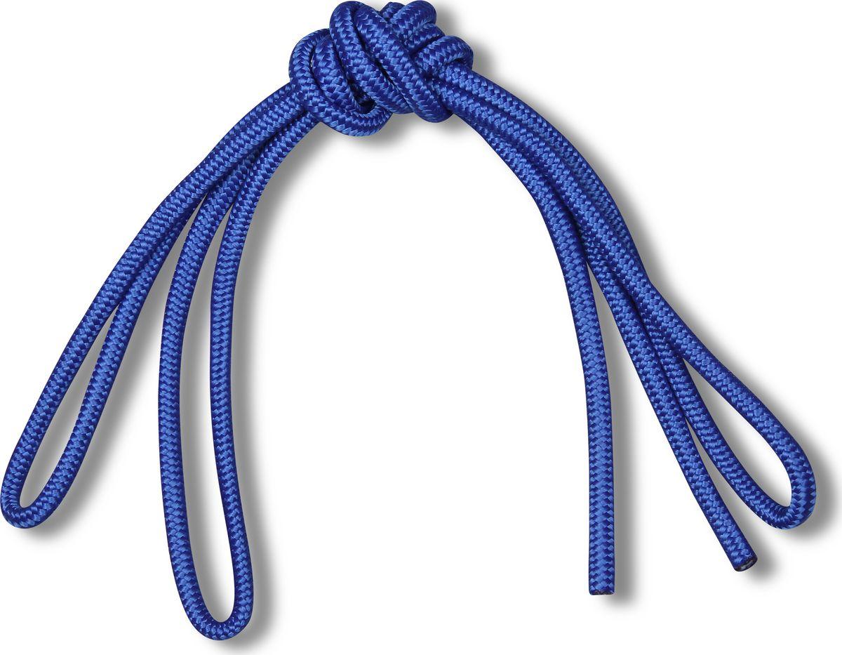 Скакалка гимнастическая Indigo Great, цвет: синий, 3 м детская скакалка 2 3 м в ассортименте