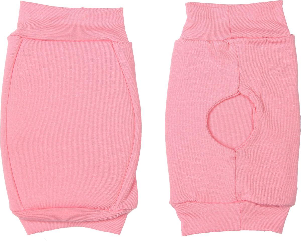цена Наколенники для гимнастики и танцев Indigo, цвет: розовый, 2 шт. Размер L онлайн в 2017 году