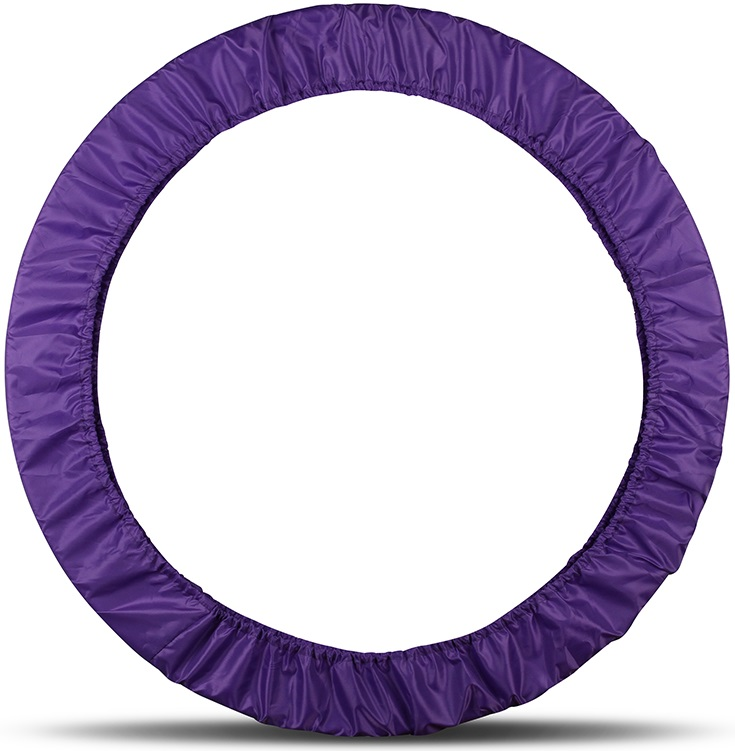 Чехол для обруча Indigo, цвет: фиолетовый, диаметр 60 х 90 см сумка чехол для обруча indigo цвет салатовый диаметр 60 х 90 см
