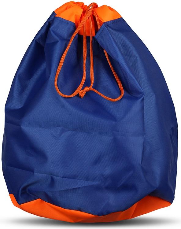 Чехол для гимнастического мяча Indigo, цвет: синий цена