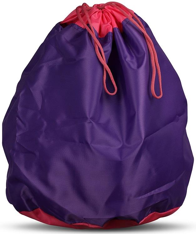 Чехол для гимнастического мяча Indigo, цвет: фиолетовый цена