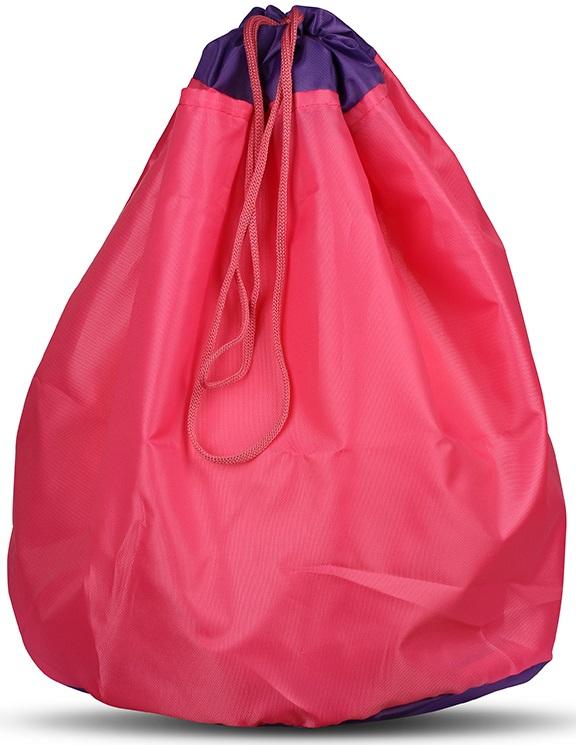 спортивный инвентарь Чехол для гимнастического мяча Indigo, цвет: розовый