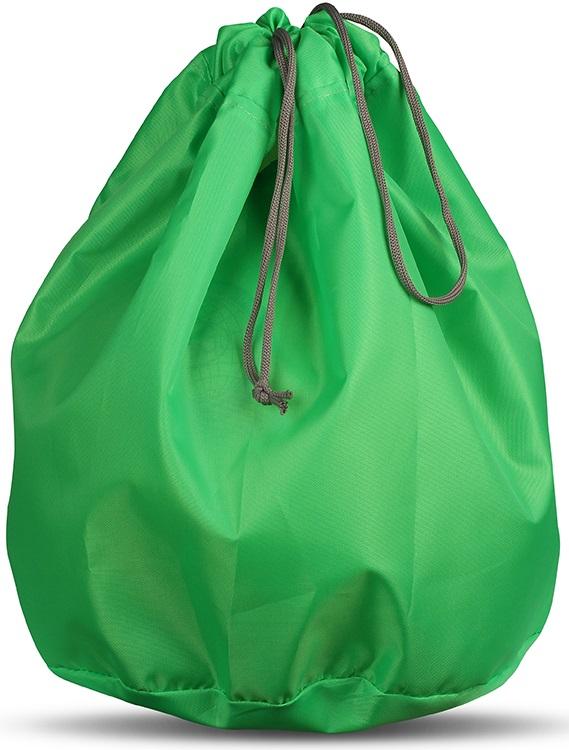 спортивный инвентарь Чехол для гимнастического мяча Indigo, цвет: салатовый