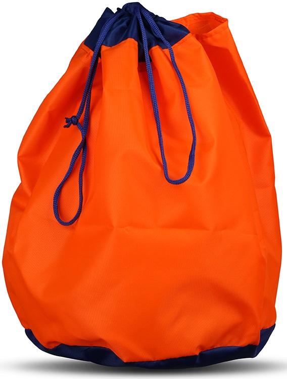 Чехол для гимнастического мяча Indigo, цвет: оранжевый