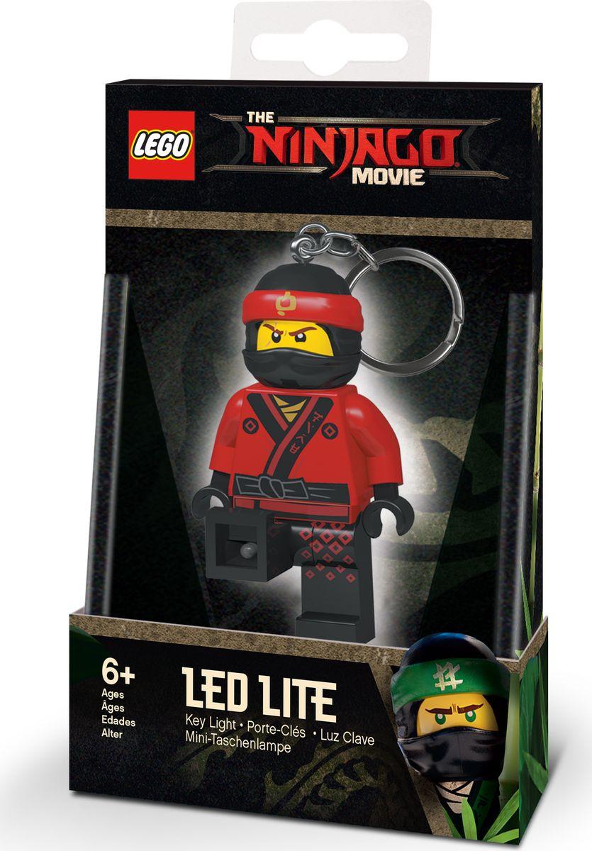 LEGO Брелок-фонарик для ключей Ninjago Movie Kai game deal playstation lego ninjago movie