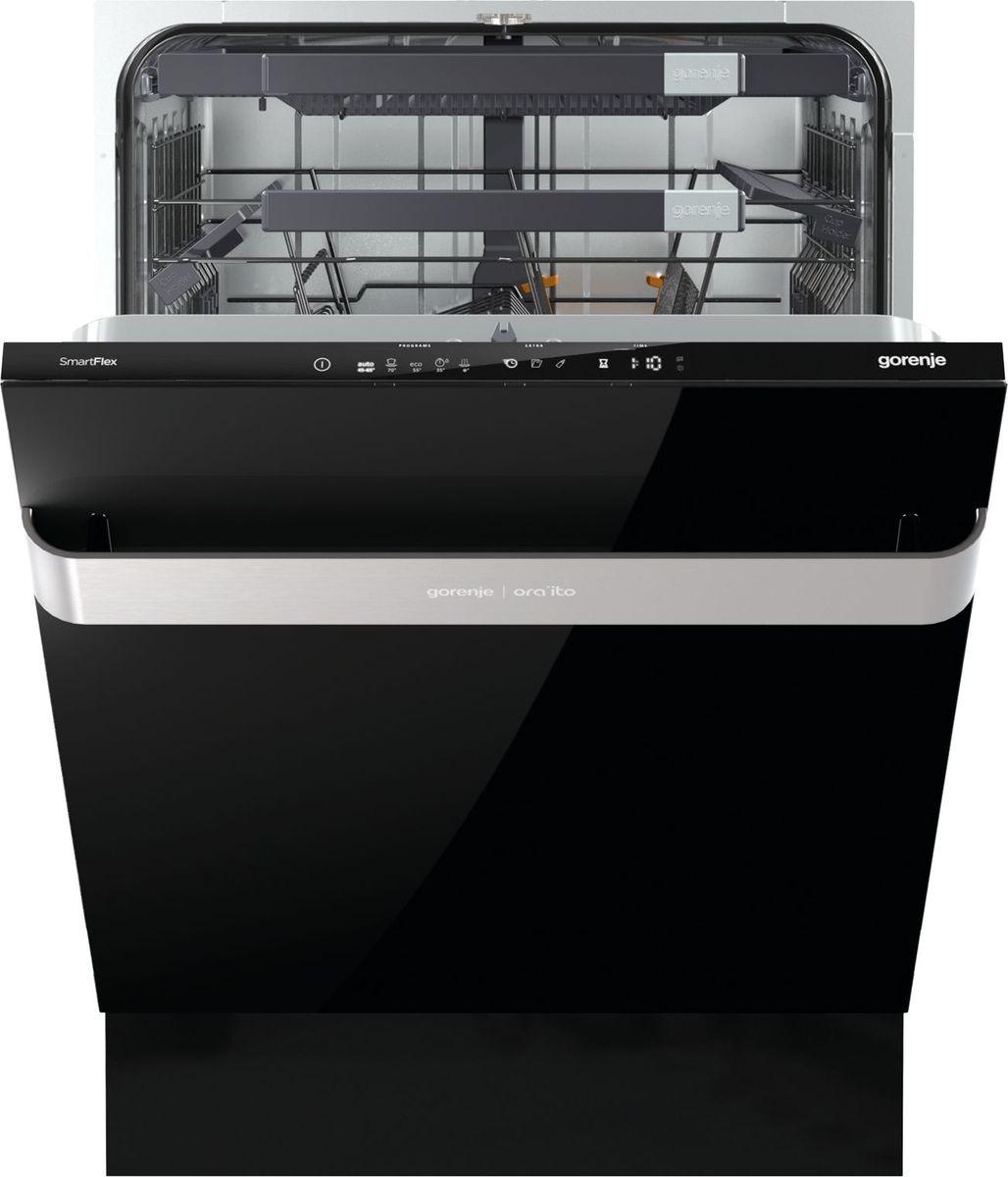 цена на Посудомоечная машина Gorenje GV60ORAB, 90000005023, встраиваемая, черный