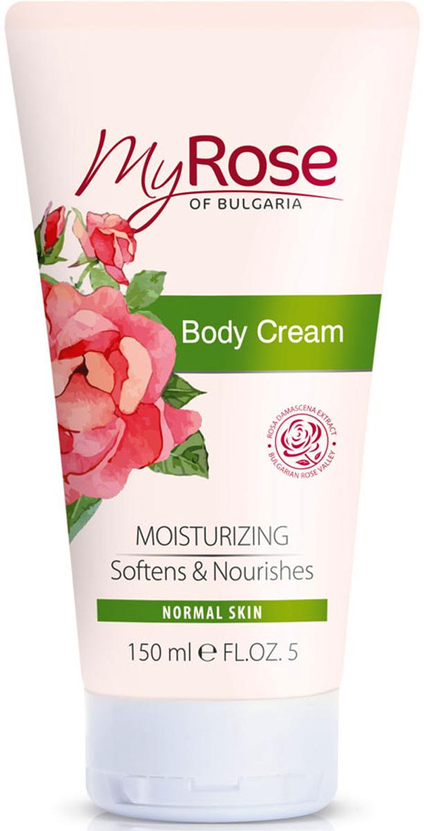 My Rose of Bulgaria Крем для тела Body Cream, 150 мл недорго, оригинальная цена