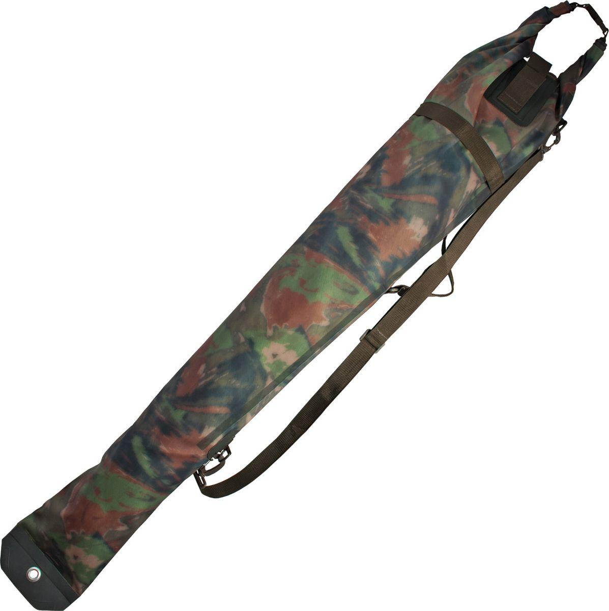 Гермочехол для ружья Orlan Экстрим, цвет: темно-зеленый сумка велосипедная orlan экстрим герметичная цвет желтый 30 л