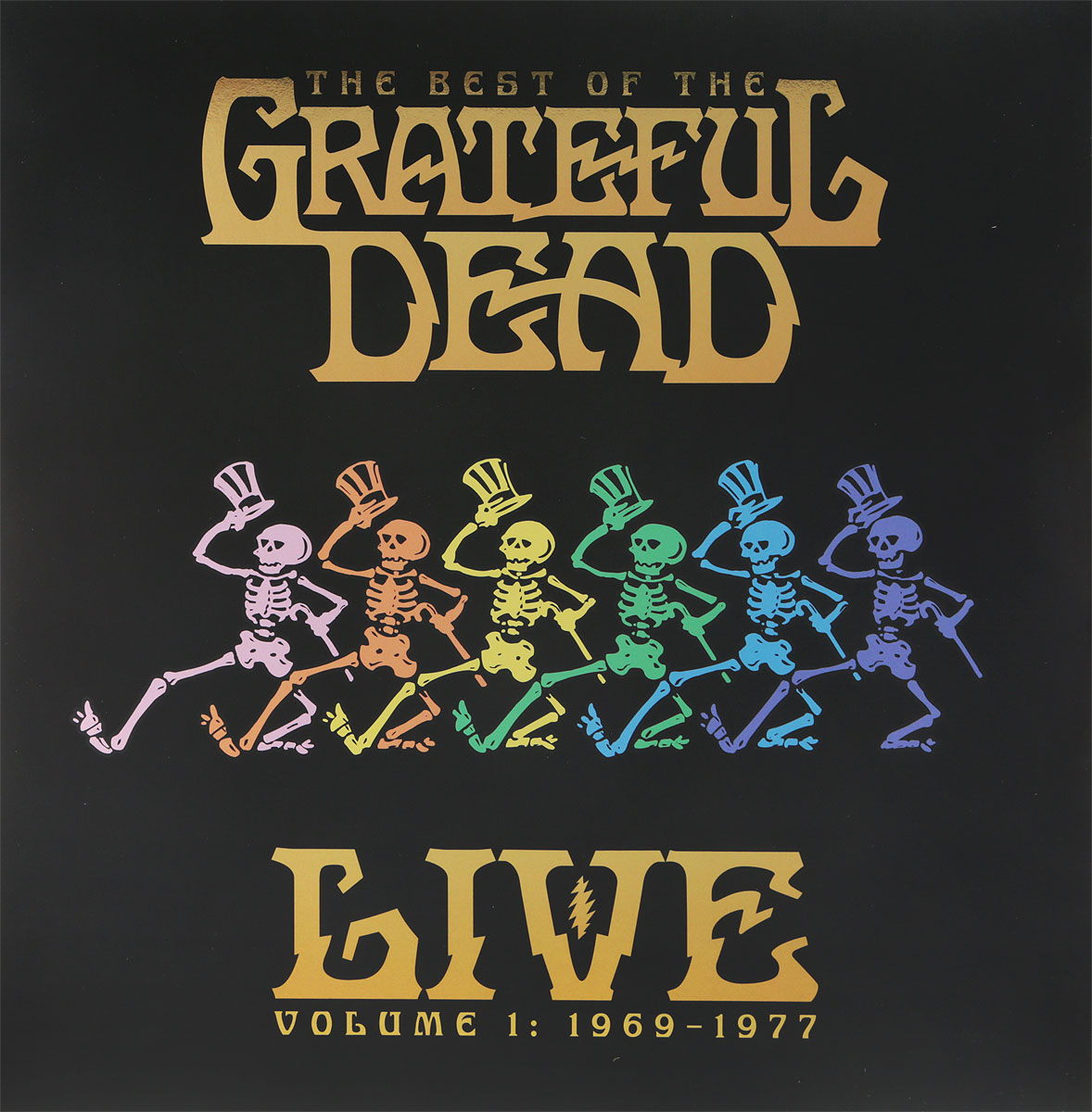 The Grateful Dead The Grateful Dead. The Best Of The Grateful Dead. Live. Volume 1: 1969-1977 (2 LP) seun odumbo a grateful heart
