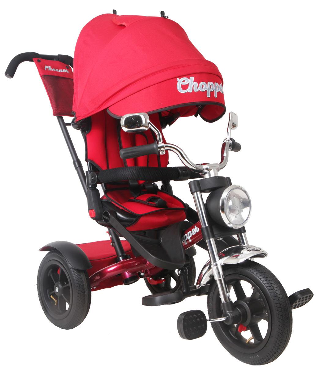 Chopper Велосипед трехколесный цвет красный CH1R