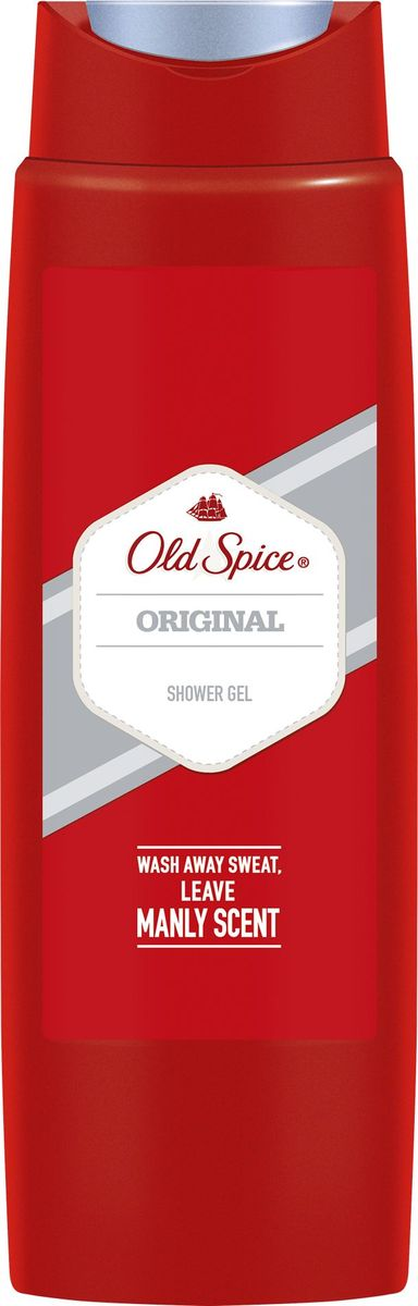 Гель для душа Old Spice Original, 250 мл пена для бритья old spice