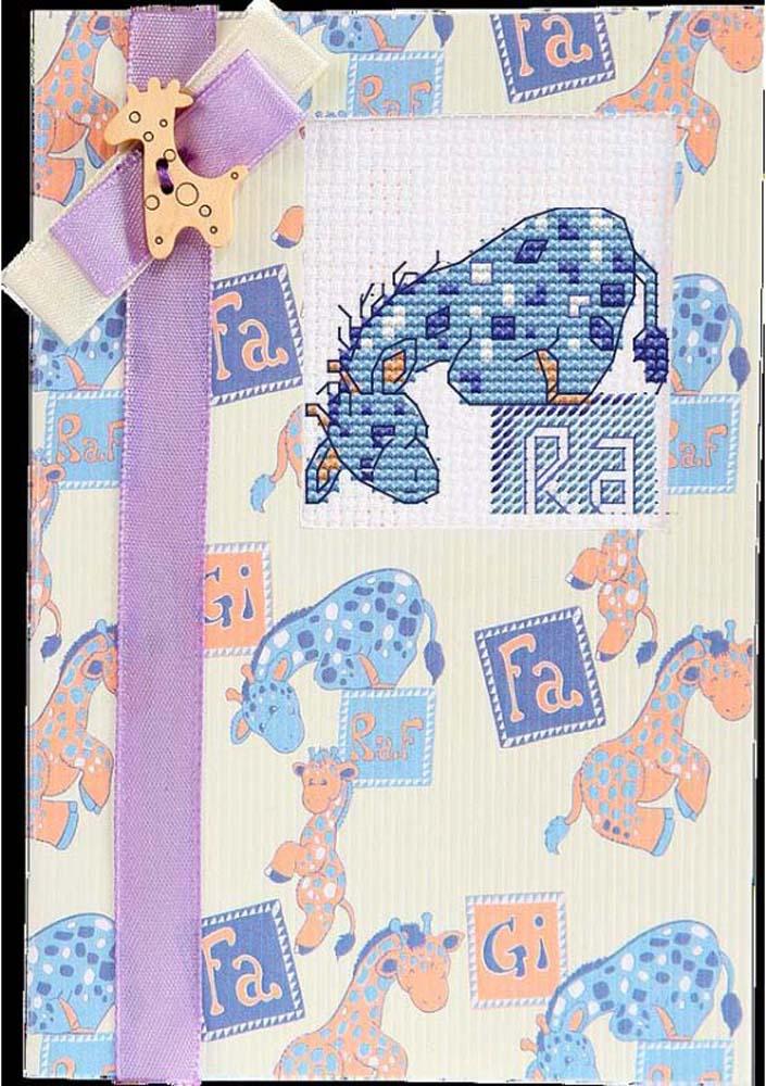 Набор для изготовления открытки Luca-S, 10 см х 14 см набор для изготовления открытки luca s овечка 10 х 14 см