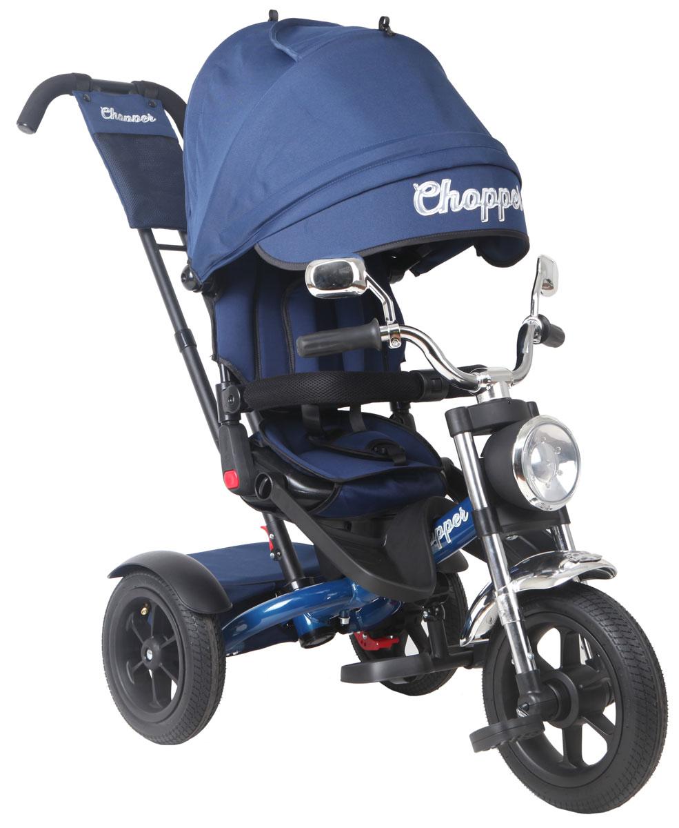 Chopper Велосипед трехколесный цвет синий CH1B