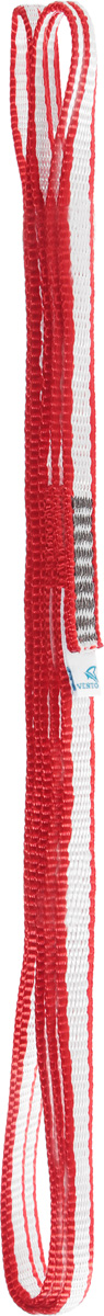 """Петля стационная VENTO """"Лайт"""", стропа Dyneema 10 мм, цвет: красный, длина 200 см"""