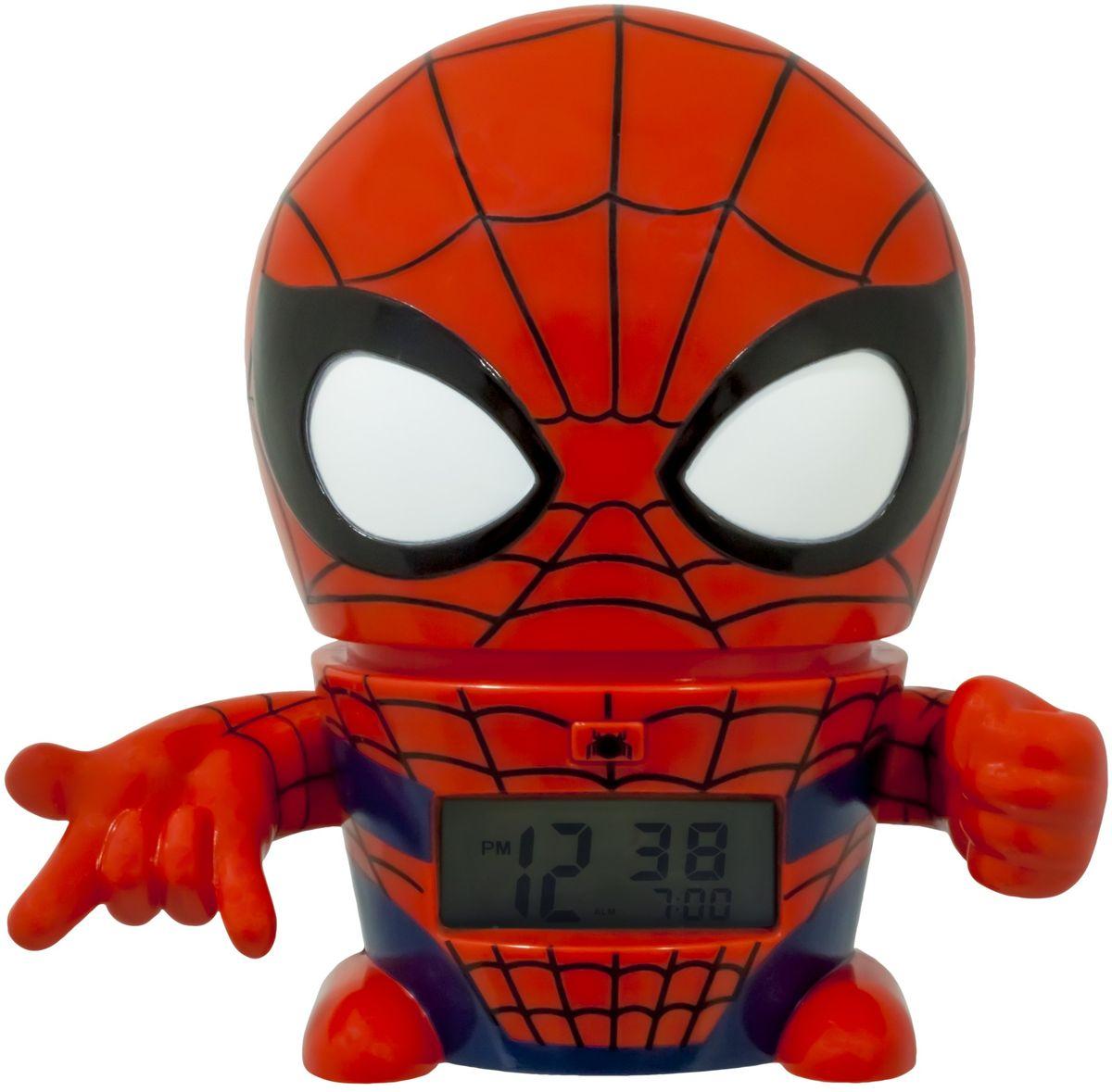 Marvel Spider-Man Будильник BulbBotz Spider-Man фотообои marvel spider man 1 84х1 27 м