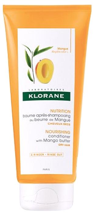 Klorane Бальзам-кондиционер с маслом манго, 200 мл сайт klorane