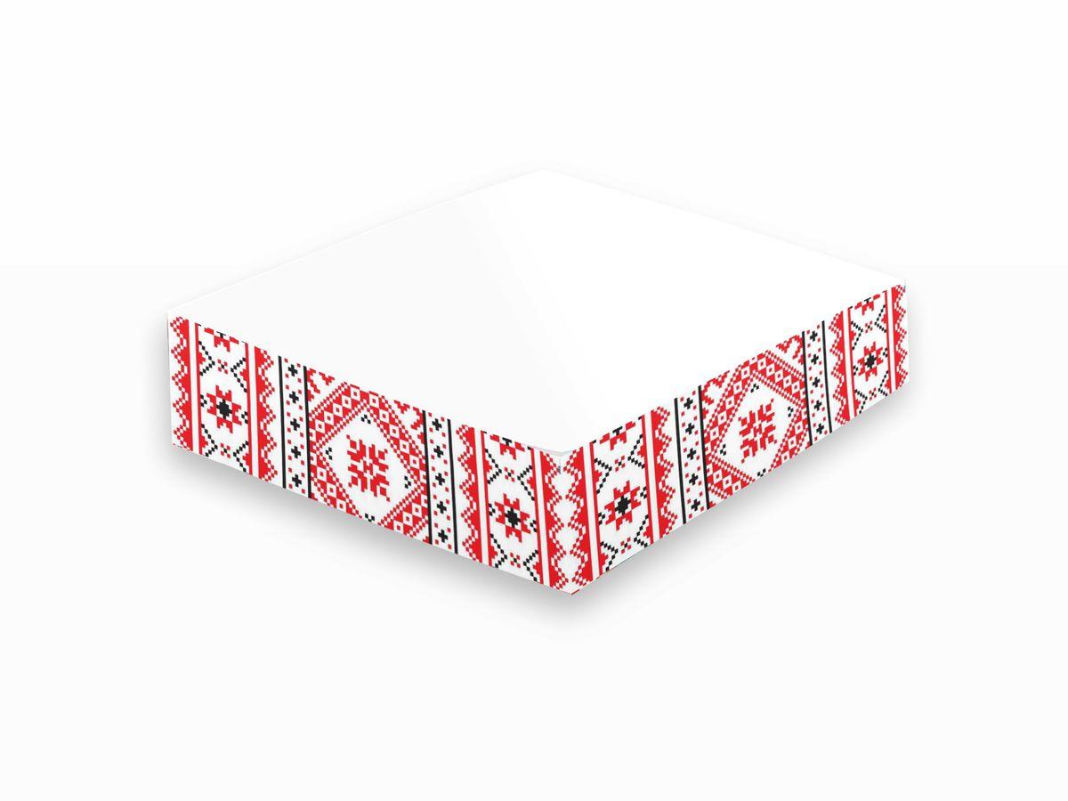 Фолиант Блок для записей Русские напевы 8,5 х 8,5 см 200 листов БЗТ-85/2 фолиант комплект блоков для записей африка 8 5 х 8 5 см 4 блока по 200 листов бзт 85но 9