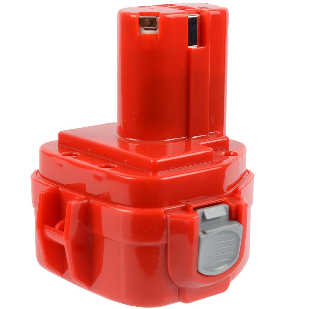Аккумулятор Заряд НКБ 1215 МК-A, для шуруповертов Makita 12.0В, 1.5Ач, NiCd аккумулятор заряд нкб 1215 мк a для шуруповертов makita 12 0в 1 5ач nicd