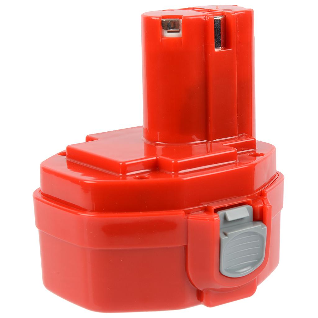 Аккумулятор Заряд НКБ 1415 МК-A, для шуруповертов Makita 14.4В, 1.5Ач, NiCd аккумулятор заряд нкб 1215 мк a для шуруповертов makita 12 0в 1 5ач nicd