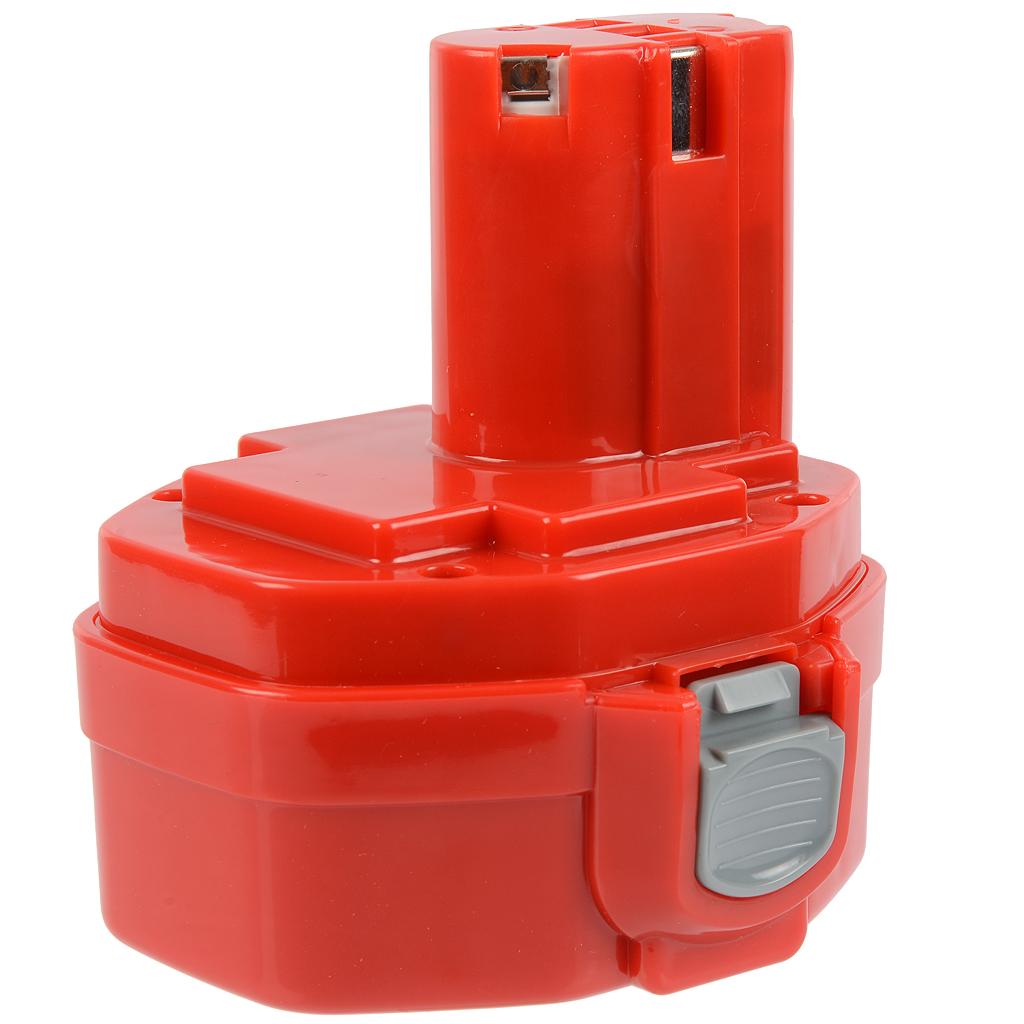 Аккумулятор Заряд НКБ 1420 МК-A, для шуруповертов Makita 14.4В, 2.0Ач, NiCd аккумулятор заряд нкб 1215 мк a для шуруповертов makita 12 0в 1 5ач nicd