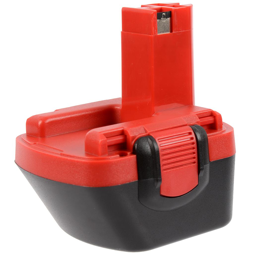 Аккумулятор Заряд НКБ 1220 БШ-A, для шуруповертов Bosch 12.0В, 2.0Ач, NiCd аккумулятор заряд нкб 1415 хт a для шуруповертов hitachi 14 4в 1 5ач nicd