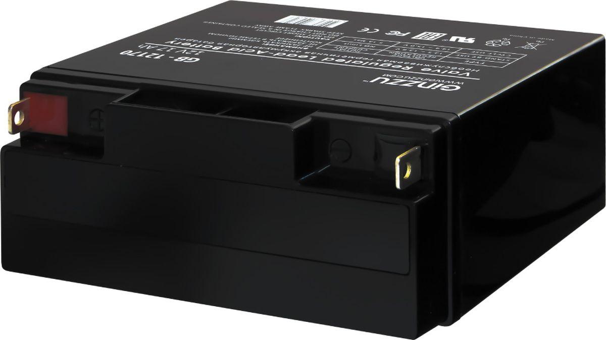 Ginzzu GB-12170 батарея для ИБП