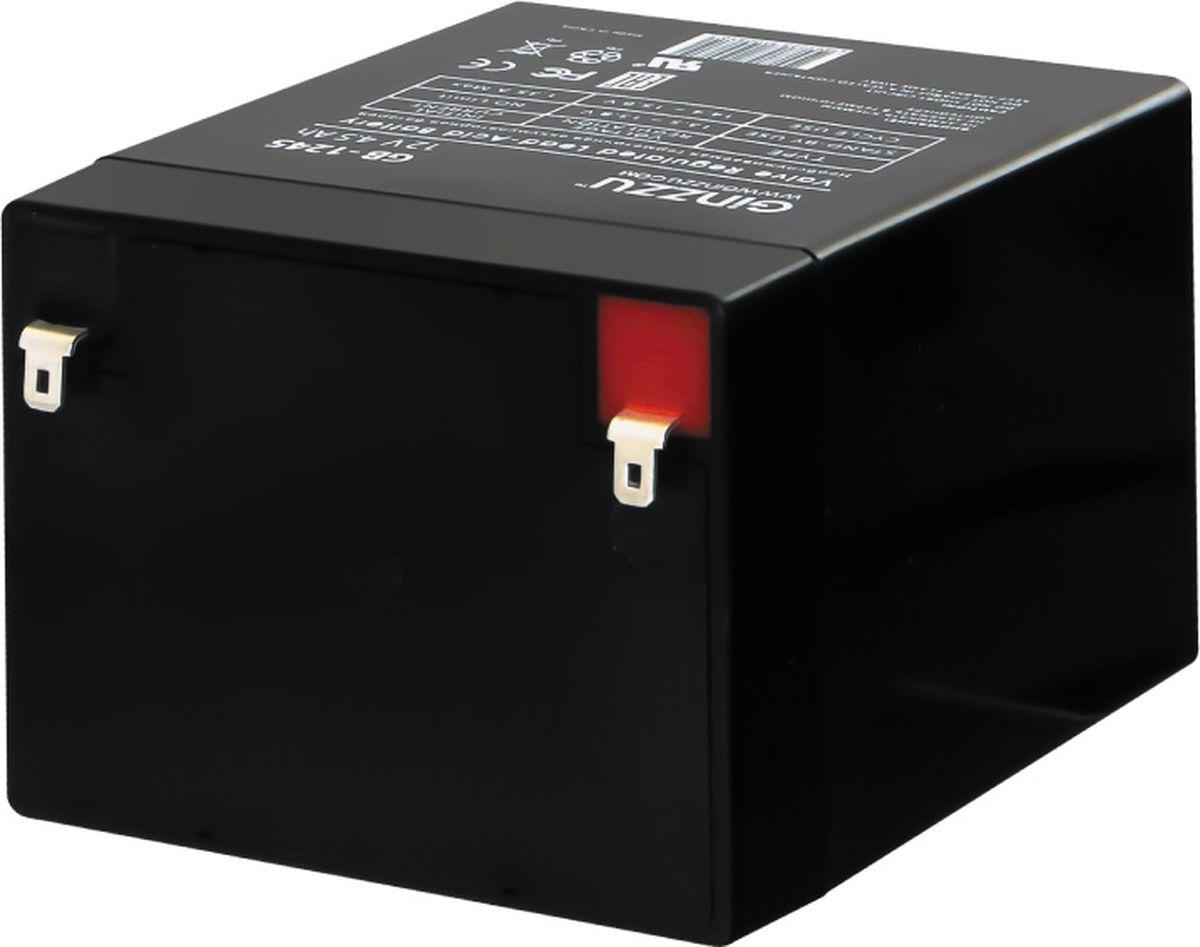 Ginzzu GB-1245 батарея для ИБП
