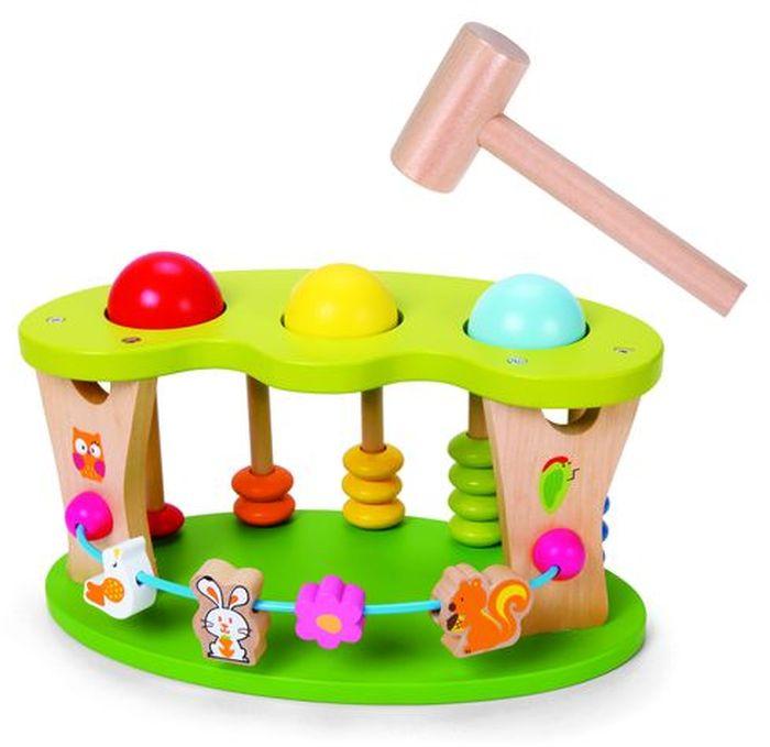 Classic World Игрушка-колотушка Цветочная поляна цветочная игрушка схвати меня