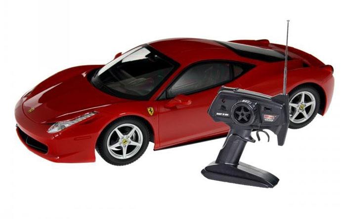 MJX Радиоуправляемая модель Ferrari 458 Italia масштаб 1:14